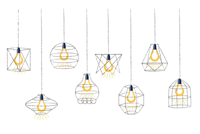 Lamps Sketches